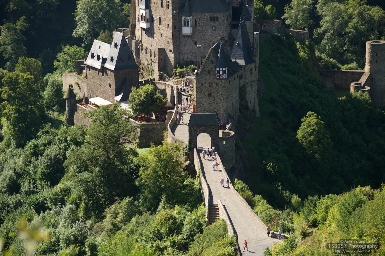 kasteel eltz duitsland